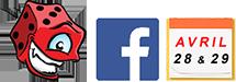 Festival Dés Jeux 2018 - Événement Facebook