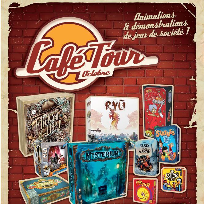 Cafe tour Octobre 2015