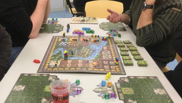 Soirée jeux de société modernes le mardi 30 janvier, de 20h30 à 00h30 !