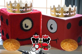 Soirée du 9 janvier, spéciale galette des rois !