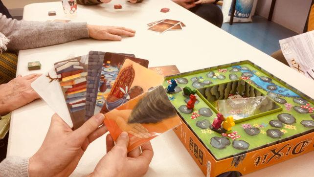 Soirée jeux de société modernes le mardi 13 mars, de 20h30 à 00h30 !